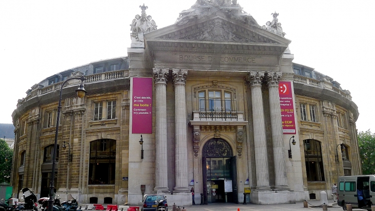 bourse commerce