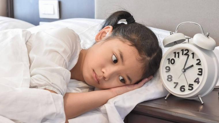 troubles sommeil enfant